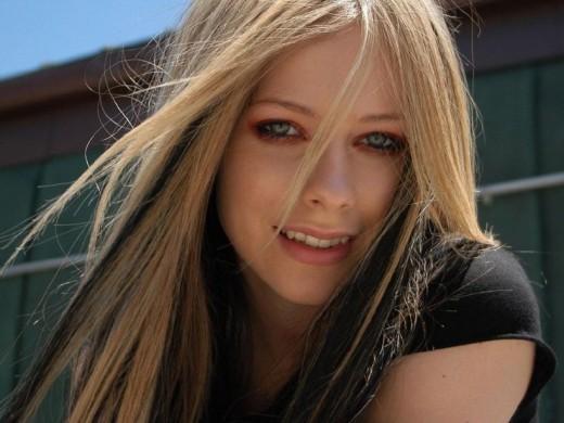 Интервью с Avril Lavigne