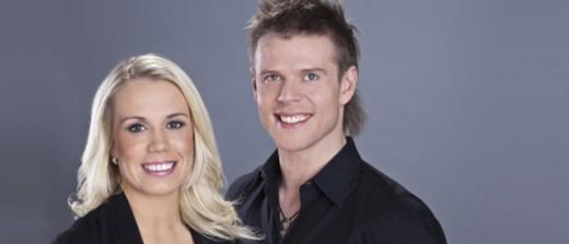 Грета Саломе и Йонси представят Исландию на конкурсе Евровидение 2012