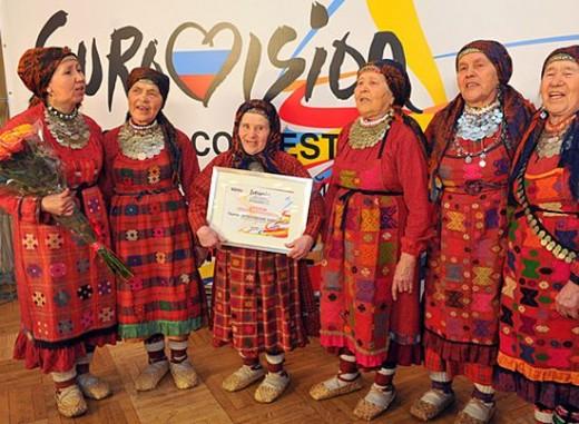 Бурановские бабушки будут представлять Россию на Евровидении 2012