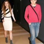 Юлия и Дмитрий зашли в зал по отдельности