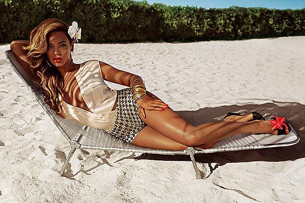 Бейонсе - идеальное тело и чудный характер для H&M