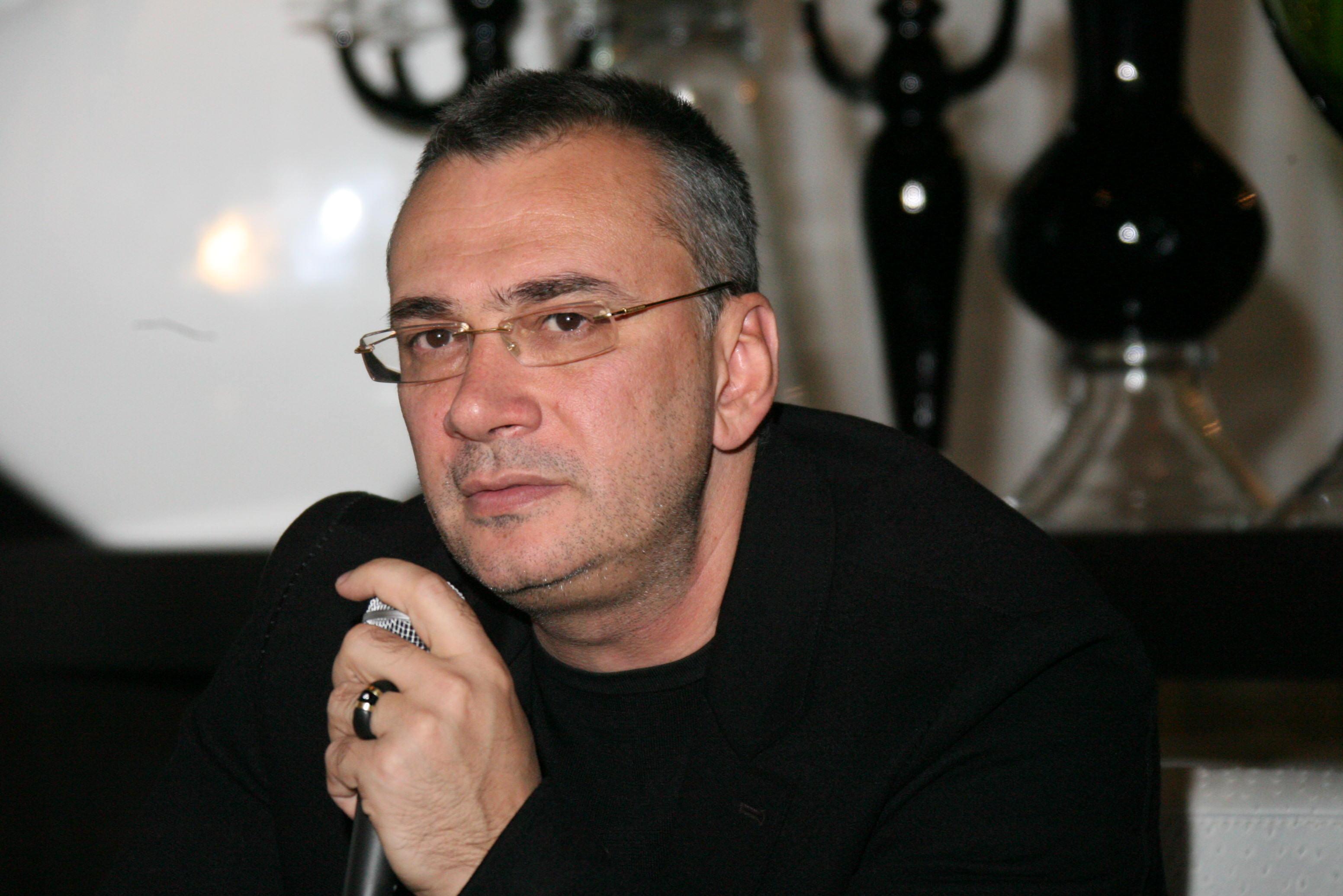 Константин Меладзе удалился от шоу-бизнеса
