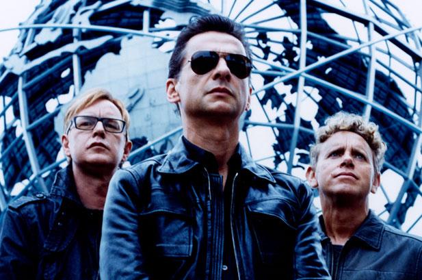 Концерты Depeche Mode в России после трехлетнего перерыва