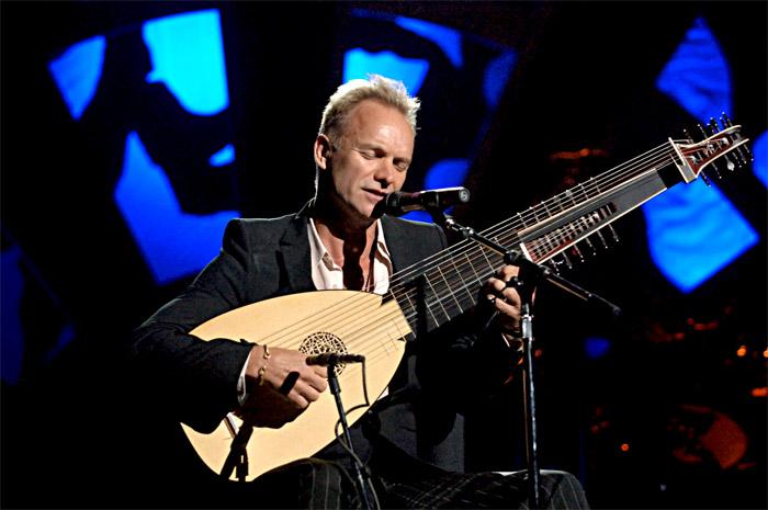 Концерт Стинга в Казани пройдет 21 июля