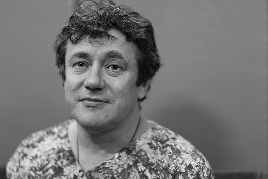 Лидер «Аукцыона» записал диск с «Крузенштерном и пароходом»