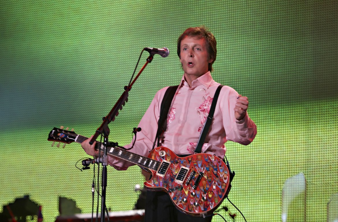 Концерт Пола Маккартни для мини-аудитории состоится 16 октября