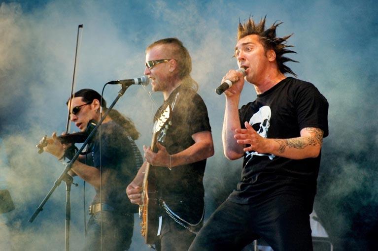 Группа «Король и Шут» анонсировала песню памяти лидера группы Михаила Горшенева