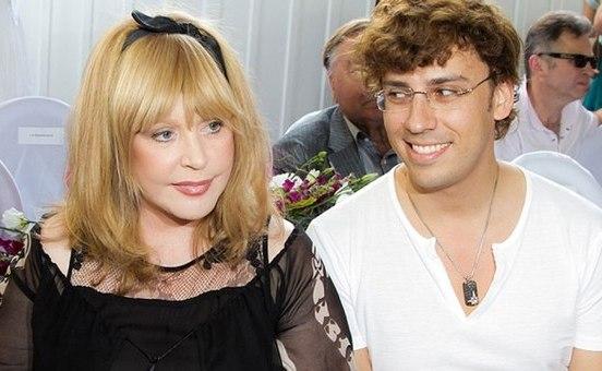 В эфире одной из телепрограмм названо имя суррогатной матери детей Пугачевой и Галкина