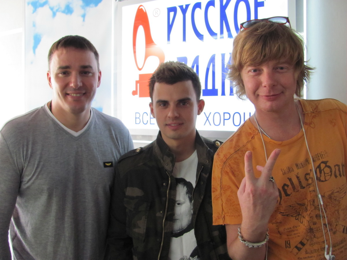 Кирилл Туриченко вошел в состав музыкальной группы «Иванушки International»