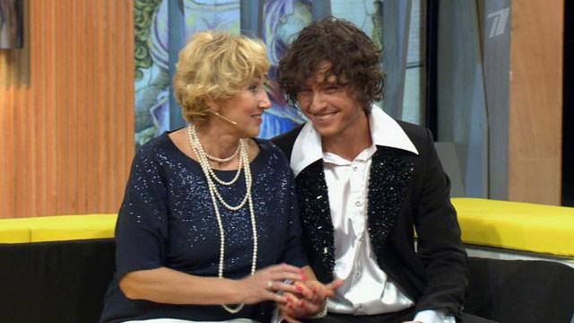 Поклонники увидели Шаляпина в шоу «Давай поженимся»
