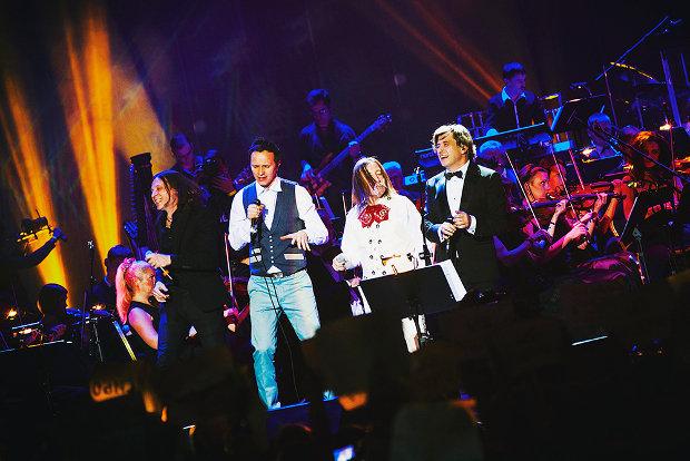 Лева из «Би-2» на концерте группы хотел занять дирижерский пульт Феликса Арановского