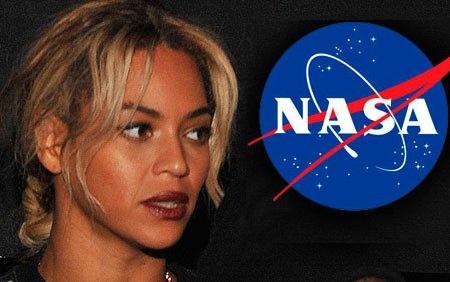 НАСА предъявляет претензии Бейонсе
