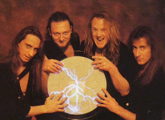 Новый long play группы Gamma Ray получил название «Империя нежити»