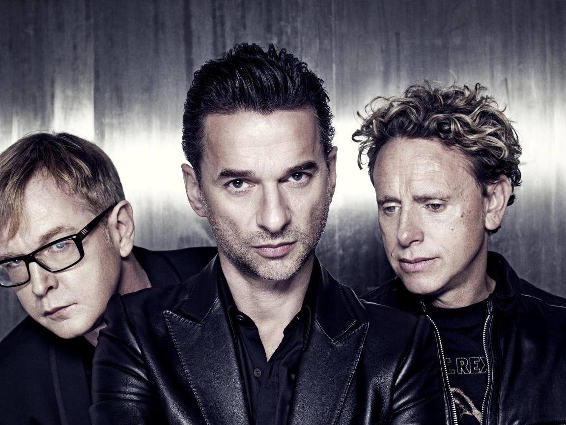Музыканты Depeche Mode в Киев не приедут