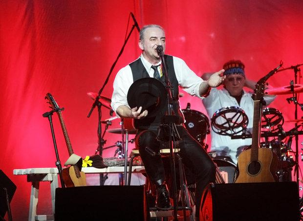 «Чайф» выступил на столичной сцене со своей «Зимней акустикой»