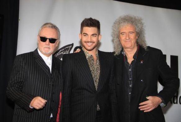 Адам Ламберт выступит в составе группы Queen