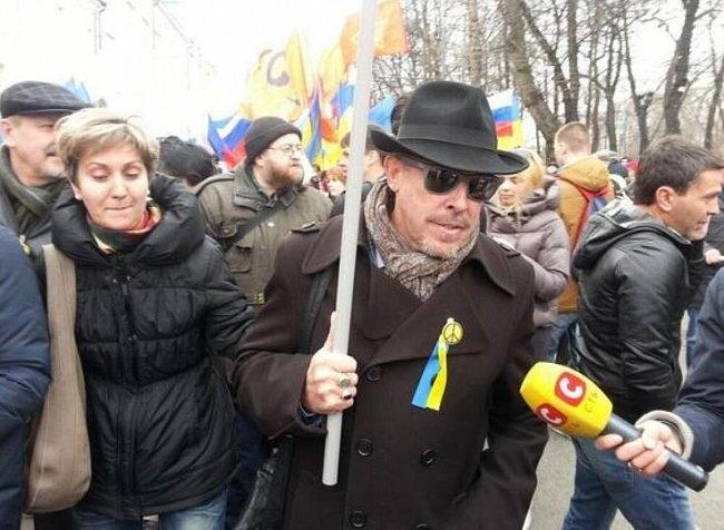 Андрей Макаревич может лишиться всех своих наград