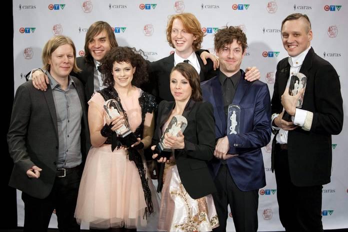 Бибера освистали на церемонии Juno Awards