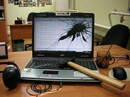 Сломался компьютер – самое время звонить предусмотрительно выбранному мастеру